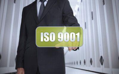 Erfolgreiche Zertifizierung nach DIN EN ISO 9001:2015